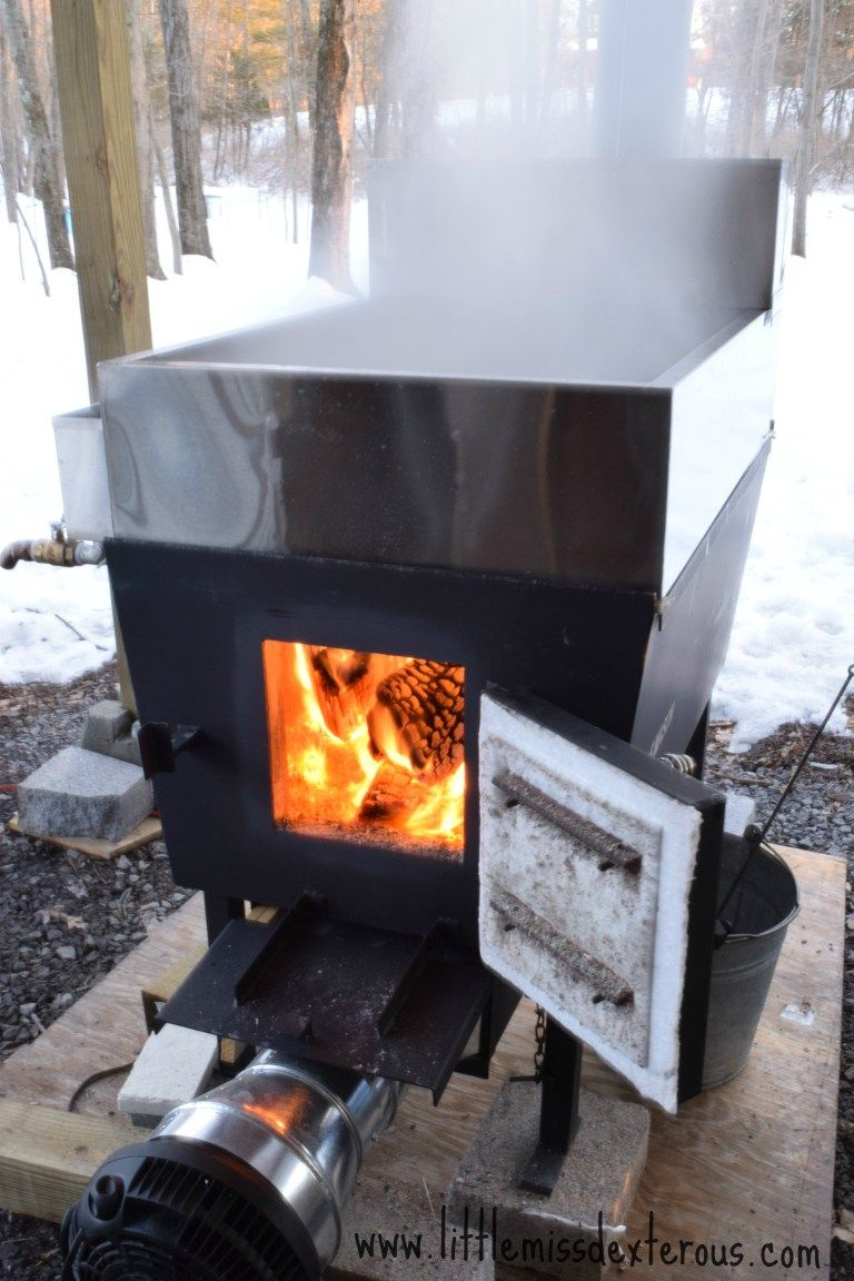 Maple Syrup - Making Maple Syrup in Your Own Backyard ...