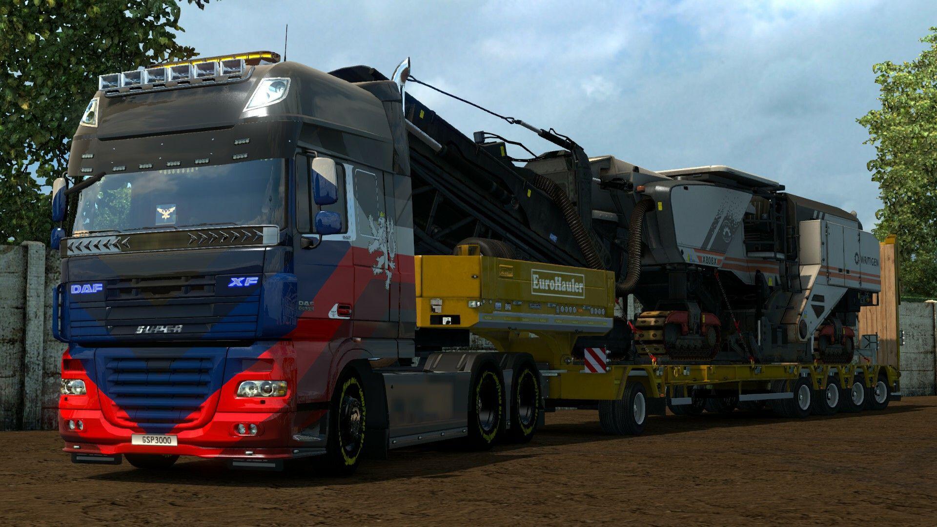 Pin by Tri Sunadi on Euro Truck Simulator 2