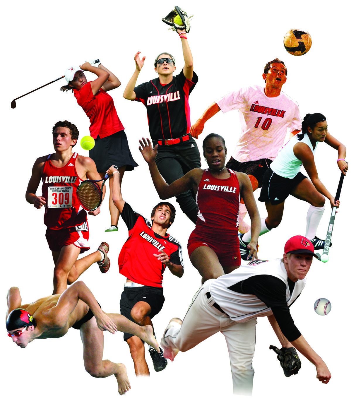 images of sports UofL Sports Traditions ALL KINDS OF SPORTS