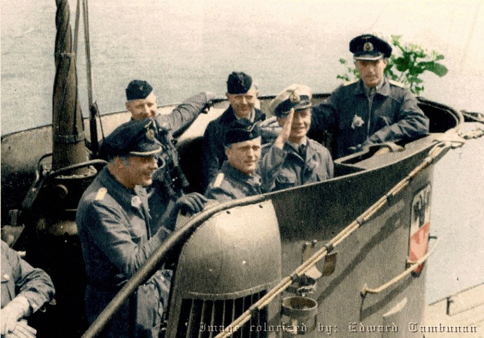 German submarine U-178