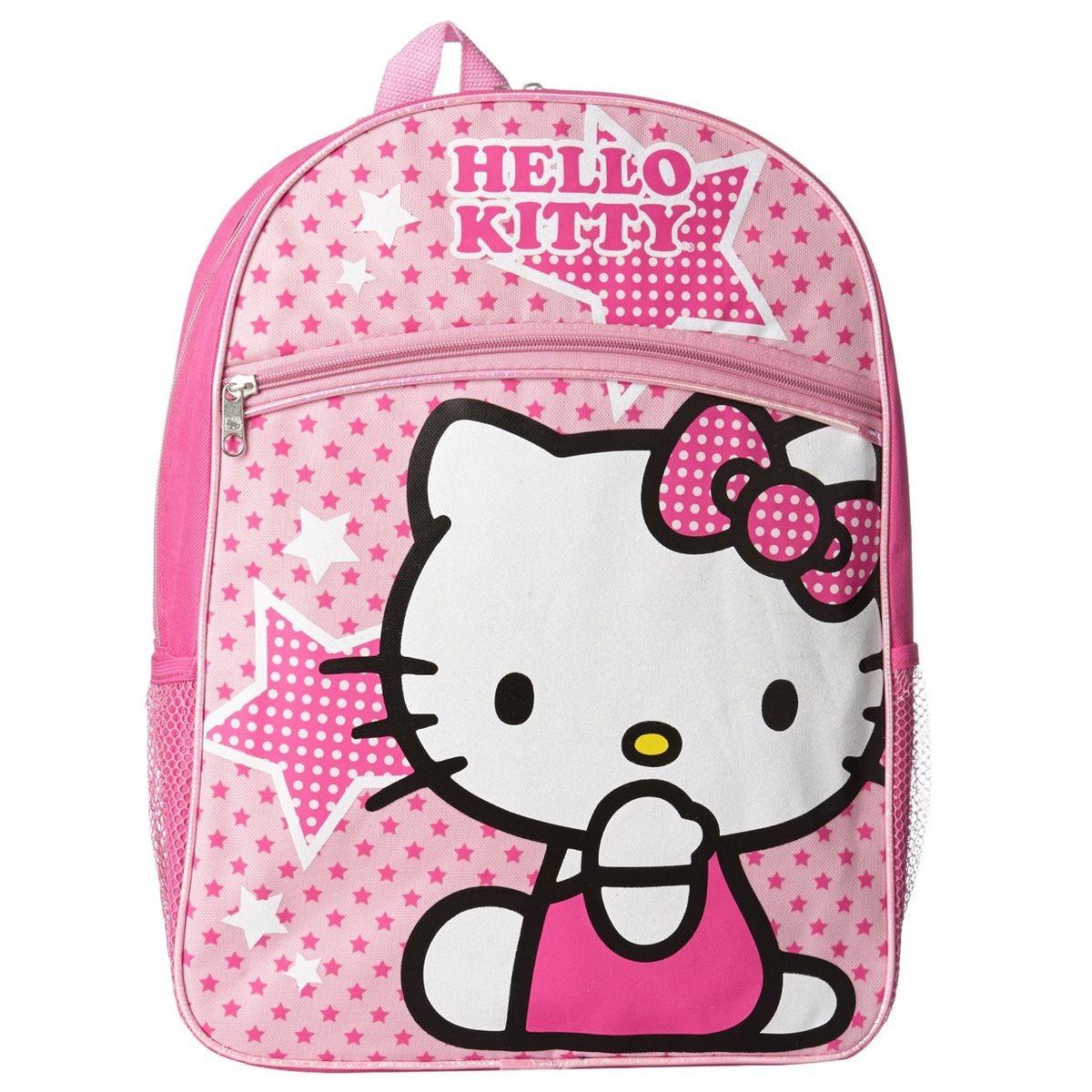 Sanrio Hello Kitty 16 Quot Large Backpack Book School Bag Star