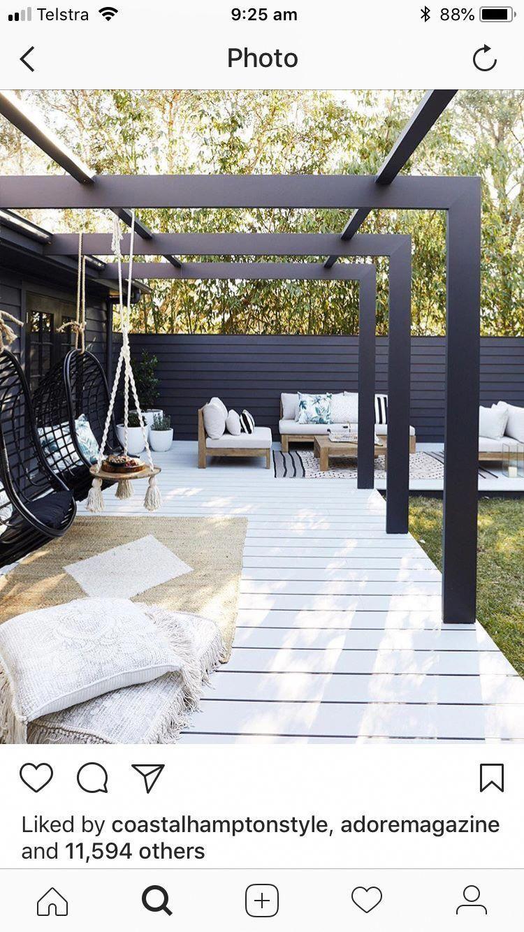 PergolasForSaleAtLowes | Terrasse abritée | Terrasse jardin ...
