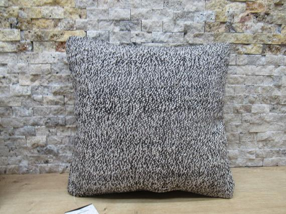 Decorative kilim pillow turkish kilim pillow boho pillow 14x14 handwoven kilim pillow sofa pillow ethnic pillow cushion cover code 759