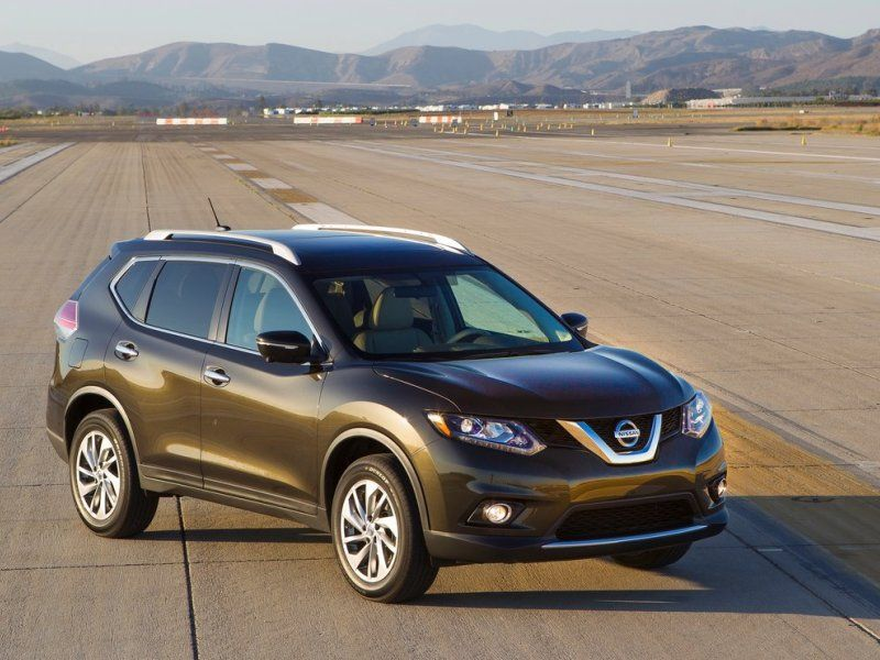 10 Best Suvs With 3rd Row Seating Autobytel Nissan Rogue 2017 All