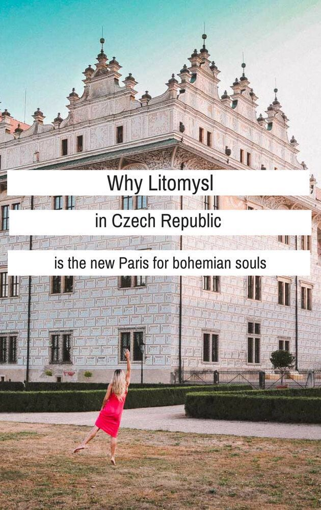 Why Litomysl in Czech Republic Is the New Paris for
