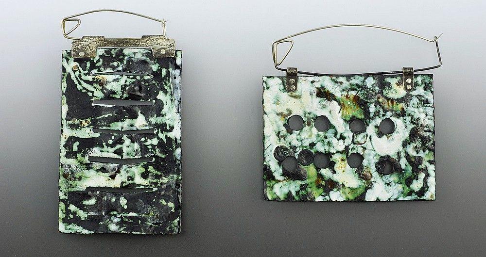 Contemporary New Zealand Jewellery by Mandy Flood New