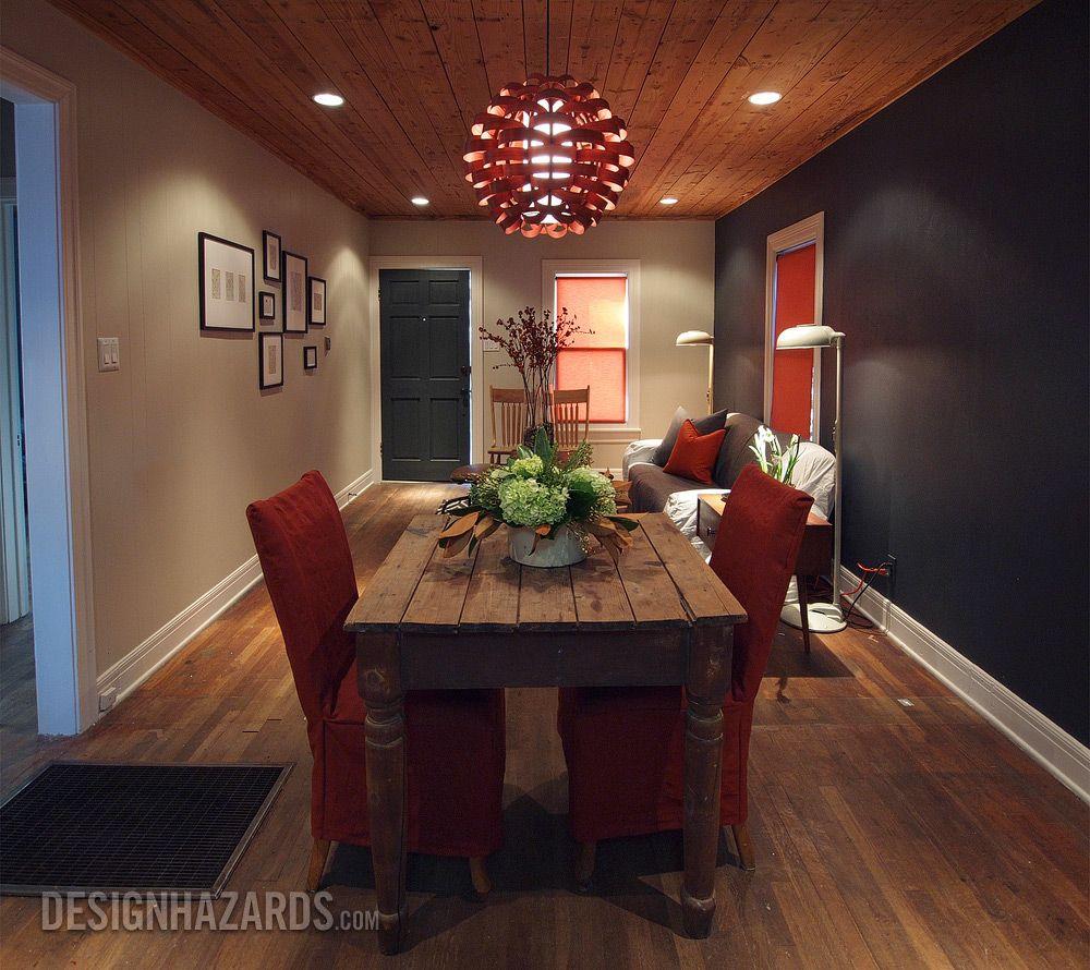 Roger Stout-Hazard's Austin Bungalow Dining Room! Me