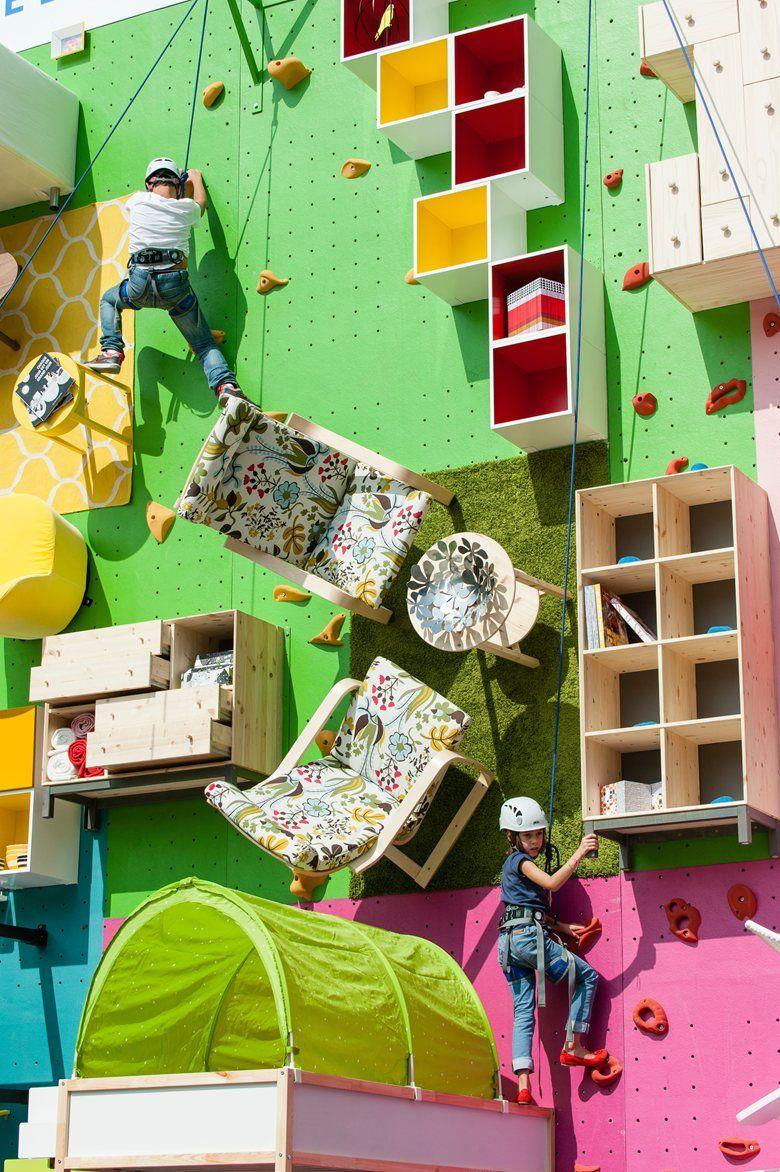ikea apartment wall clermont ferrand 2014 ubi bene. Black Bedroom Furniture Sets. Home Design Ideas