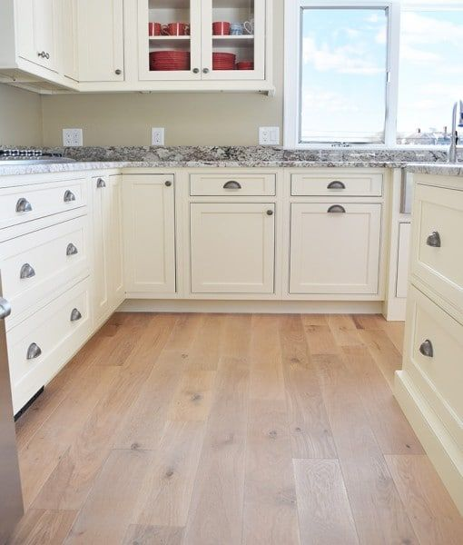 Types Of Kitchen Flooring Ideas: Prefinished Oiled Floor - UV Northern Collection