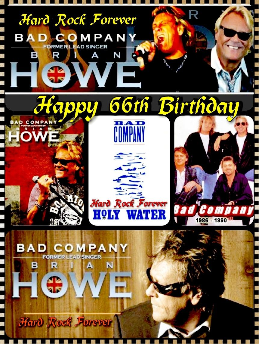 Brian Anthony Howe Born 22 July 1953 Is An English Rock Singer