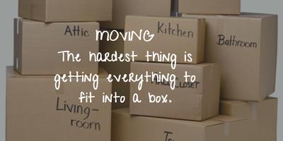compare moving home