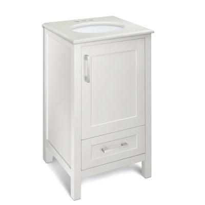 Glacier Bay Westbridge 20 Inch Vanity Combo Axcwes20 Home Depot Canada 199 20 Inch Bathroom Vanity Single Bathroom Vanity Vanity Set