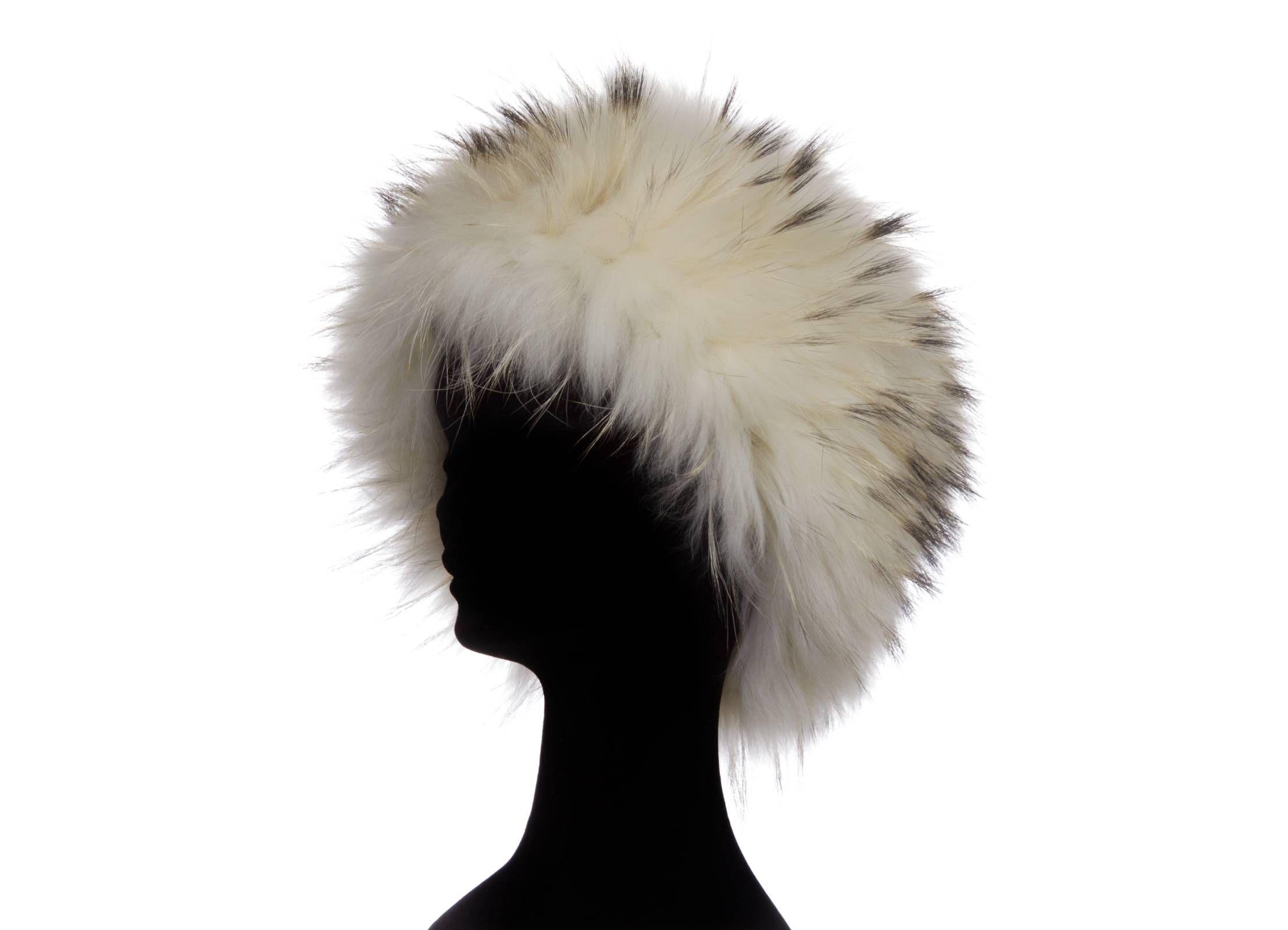 Cappello colbacco mourmasky decolorato misure S M L ...