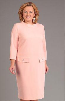 00ecf3ea788f4f Платья для полных женщин: купить женские платья больших размеров в интернет  магазине «L'Marka» [Страница 32]