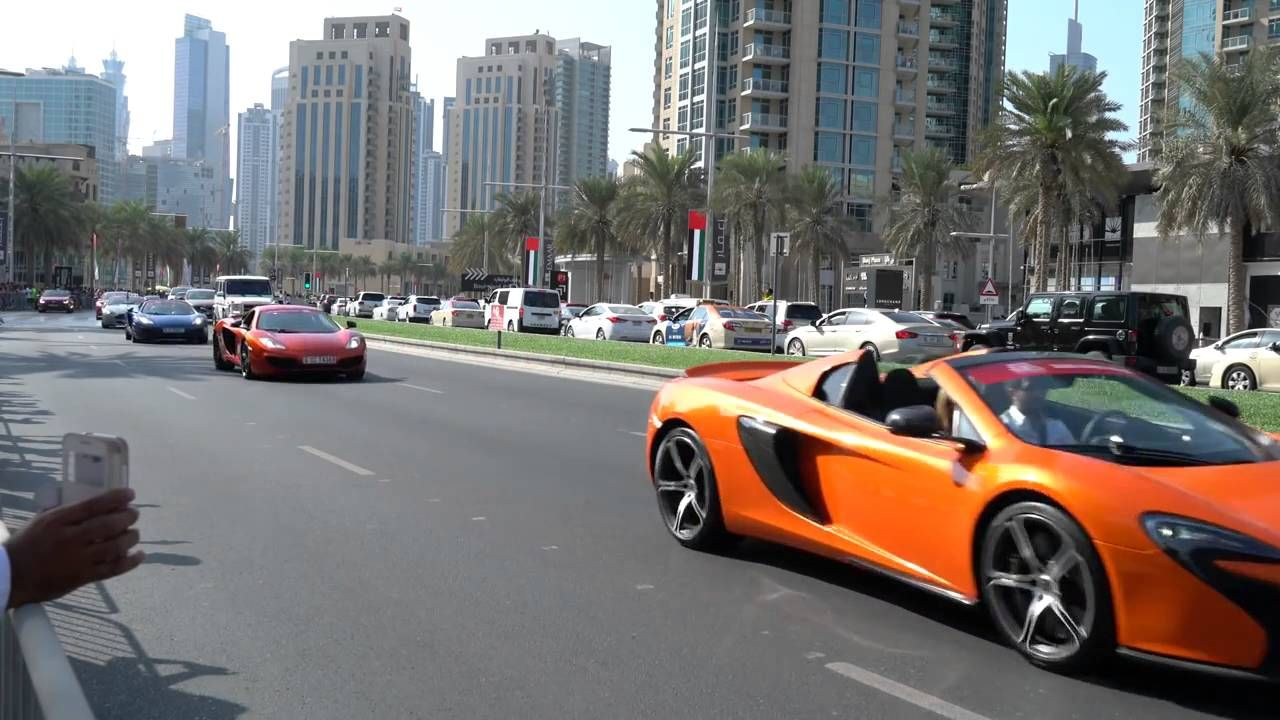 Image Result For Luxury Cars On Road Dubai Roads In Dubai Luxury