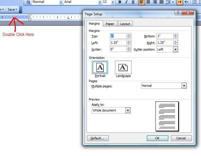 How to Make a Playbill on Microsoft Word