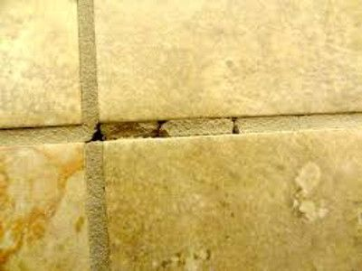 How to Quickly Repair Cracks in Tile Grout   Mops  Brooms   the     How to Quickly Repair Cracks in Tile Grout