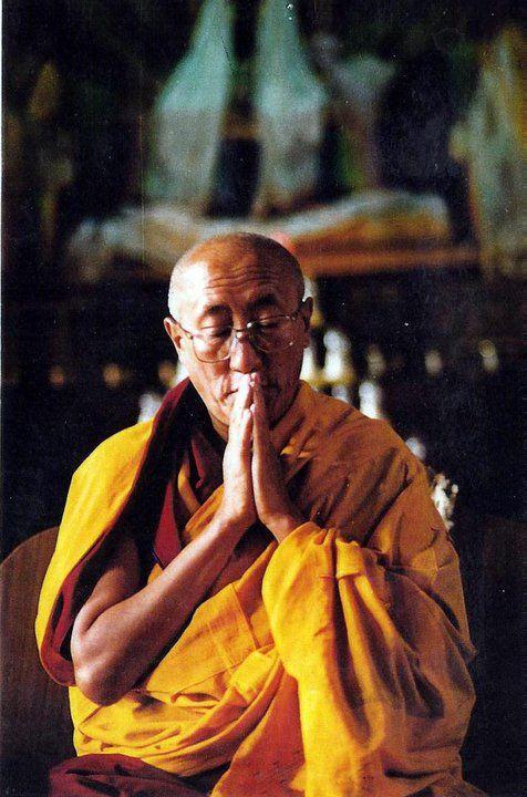 Bodh Gaya with Bokar Rinpoche