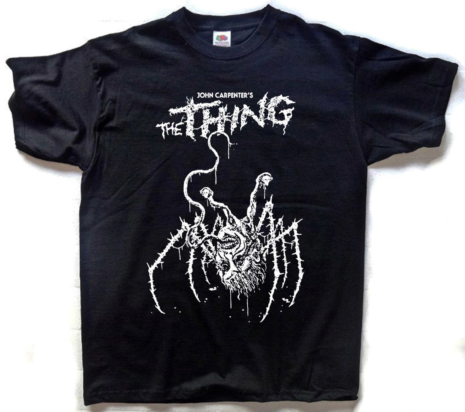 The Thing T-SHIRT John Carpenter Horror Alien by CrypticTales on Etsy  https   67aa297db
