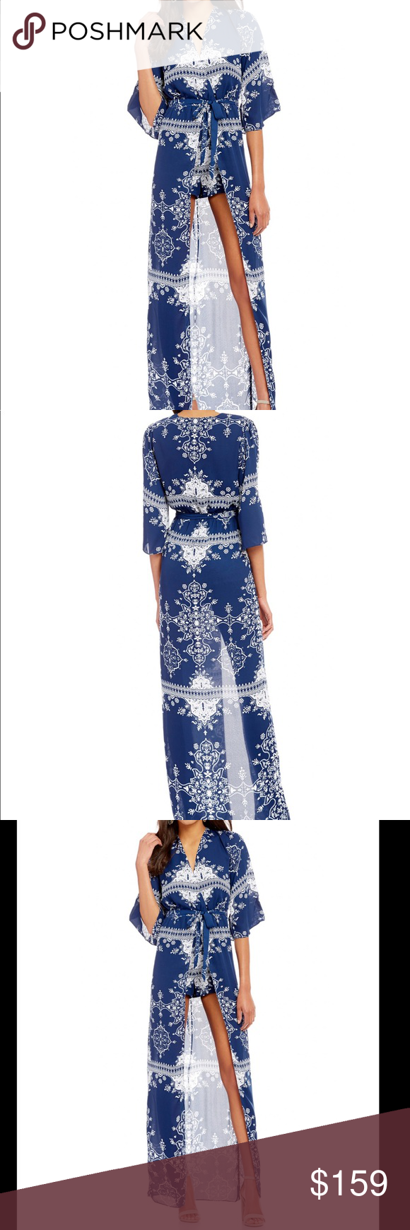 Lovers&friends maxi dress New! Lovers + Friends Dresses Maxi