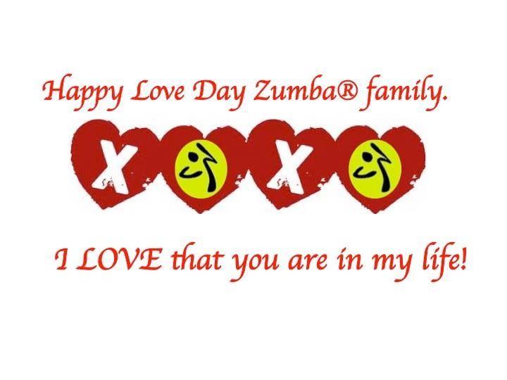 V day zumba love Zumba\/Fitness Pinterest Zumba fitness - zumba instructor resume