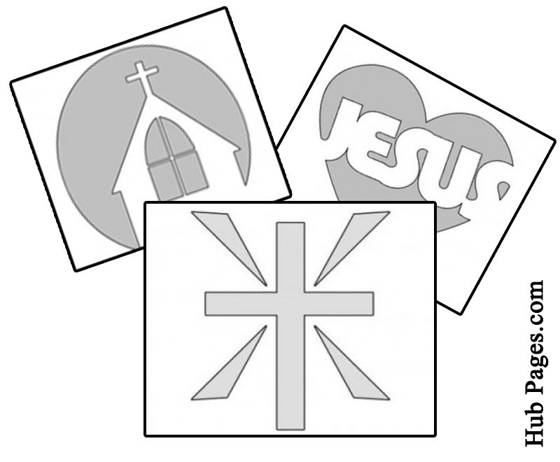 Christian Pumpkin Templates on Hub Pages