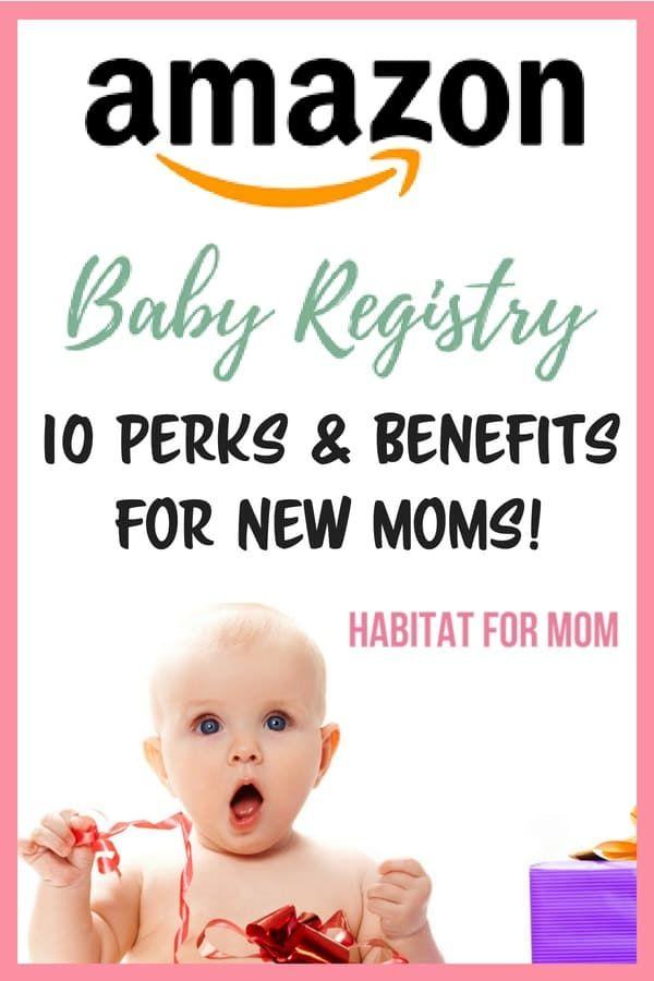 Amazon Baby Registry: 10 Perks & Benefits for New Moms ...