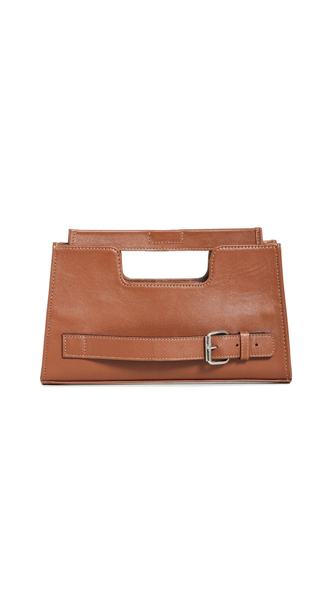 Imah Bag In 2020 Bags Leather Pvc Trim