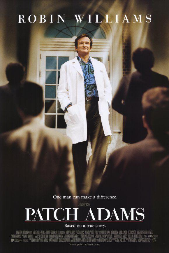Patch Adams Movie Posters From Movie Poster Shop Buenas Peliculas Patch Adams Pelicula Series Y Peliculas
