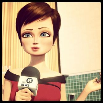 So Love Roxanne S Pixie Megamind Cute Hairstyles For Short Hair Summer Hairstyles Hair Inspiration