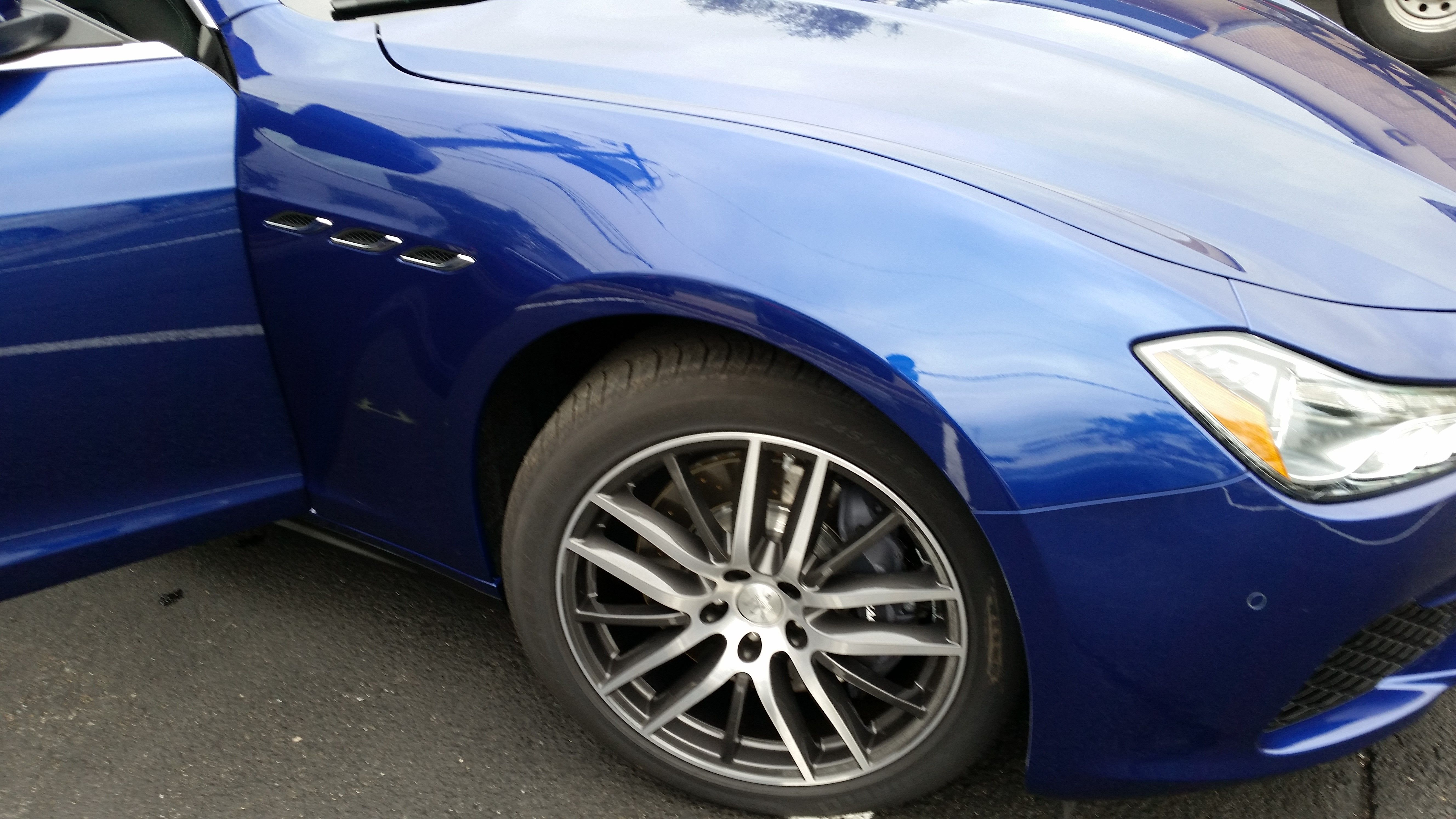 2015 Maserati Ghibli at Maserati of Arlington