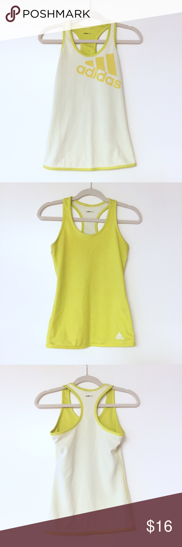 Adidas - Reversible Climalite Workout Tank Adidas reversible Climalite workout tank. Good condition. 💟 Offers welcome. 🙅🏻 No trades. 🎀 Bundle for discount. Adidas Tops Tank Tops