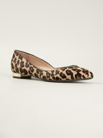 36ae609981e9 Tory Burch Leopard Coconut Ballerinas - Russo Capri, How would you style  these for fall