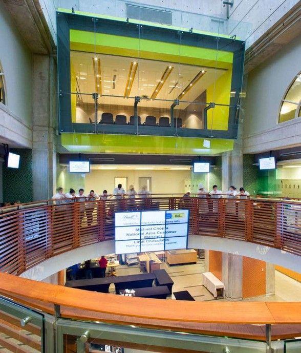 The George Brown Chef School School Interior Architecture House