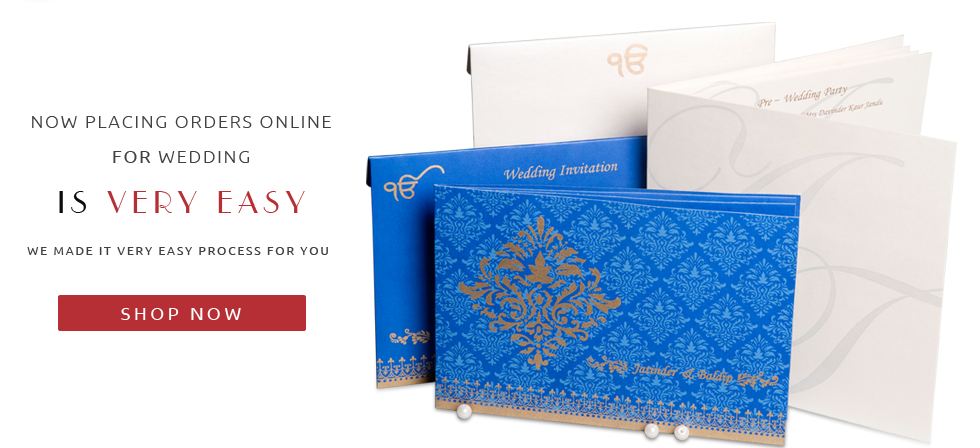 Now Placing An Order Online For Wedding Invitation Is Very Easy Know Here