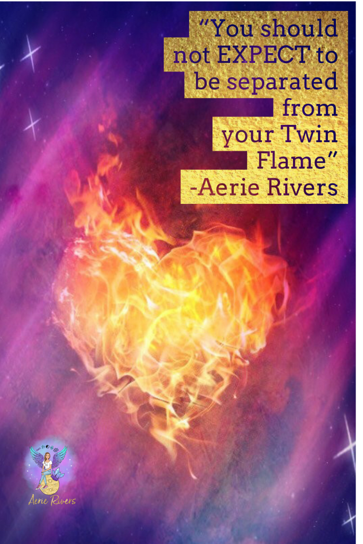 Twin Flame Separation is NOT something we should expect to