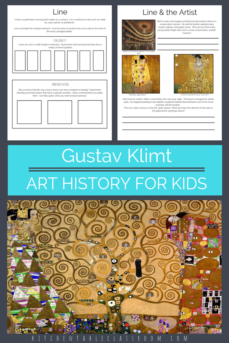 The Artists and the Elements- An Elementary Art Curriculum in 2019