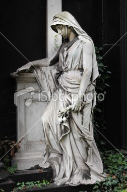 Google Image Result for http://i.istockimg.com/file_thumbview_approve/10865930/2/stock-photo-10865930-female-statue-on-cemetery.jpg