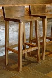 Image Result For Cushioned High Back Kitchen Stool Farmhouse