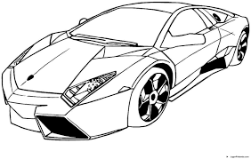Image Result For Sport Car Page Printable Free Cars Coloring Pages Sport Cars Coloring Pages