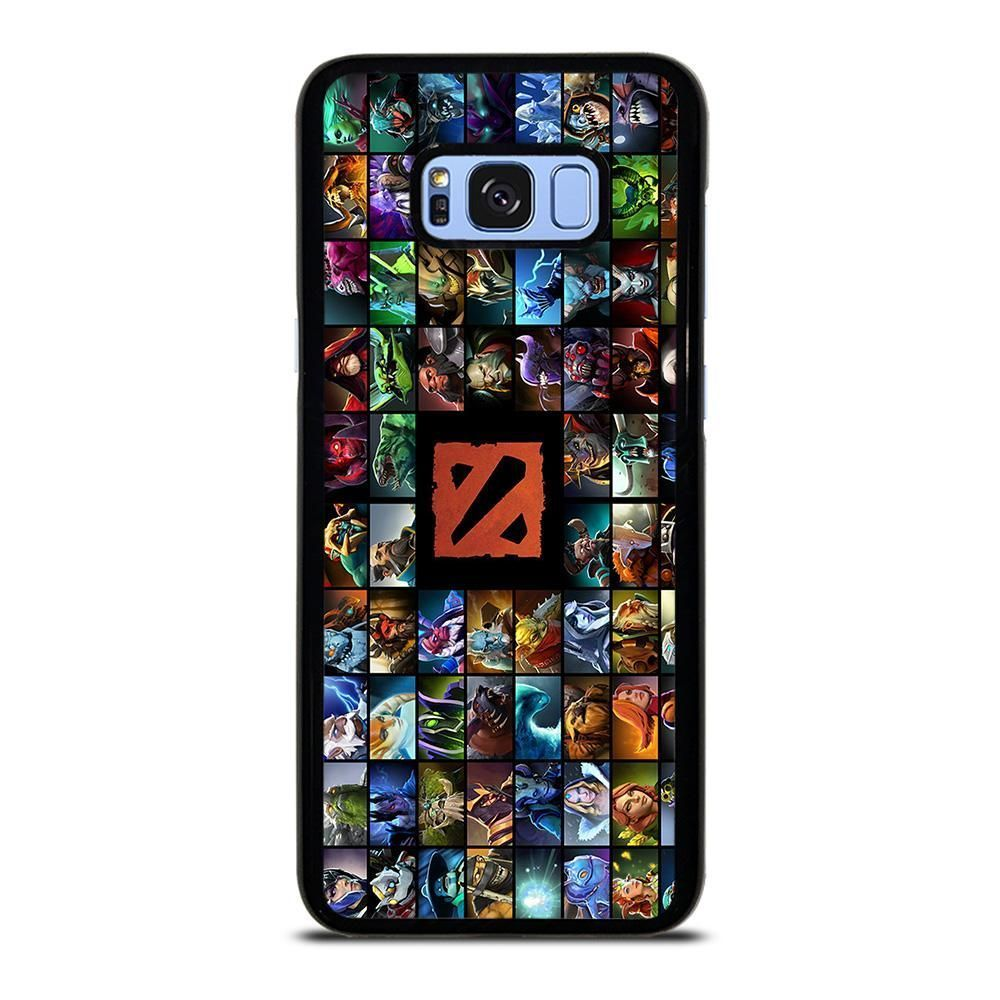 HEROES DOTA 2 COLLAGE Samsung Galaxy S8 Plus case - Casesummer
