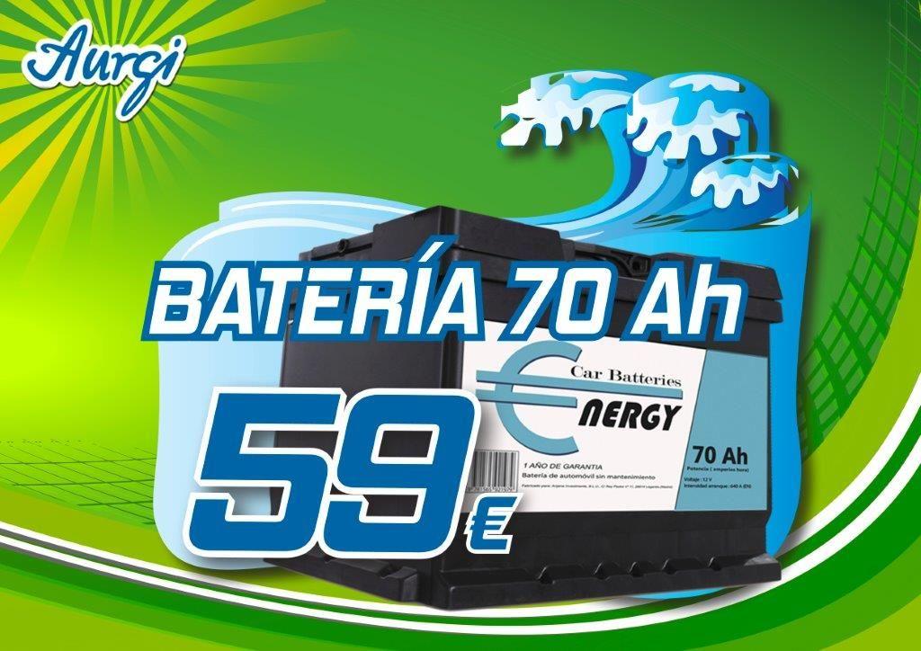Oferta Batería Energy para coche - Verano 2013 (14Jl a 14Ag de 2013). Más info en http://www.aurgi.com/index.php/ofertas/103-bateria-racing
