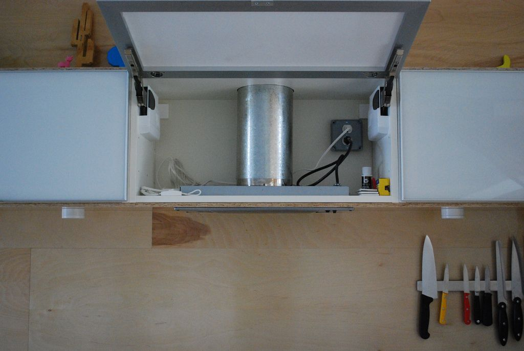 Recirculating Fan Ikea Hack Hidden