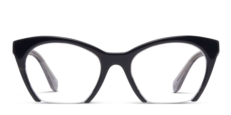 b0de38bf0417 Miu Miu MU 03QV by GlassesUSA.com   Products   Miu miu, Glasses ...