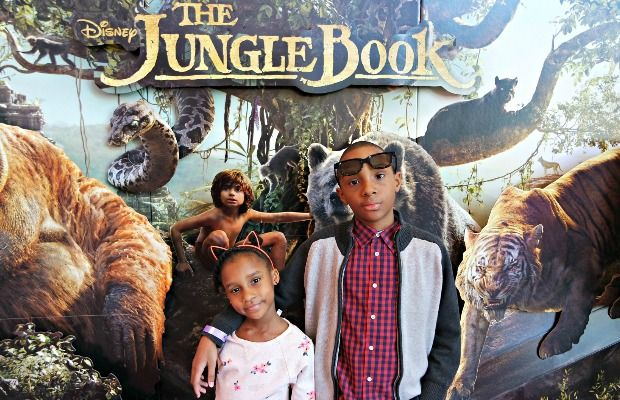 The Jungle Book Review + Activity Pack