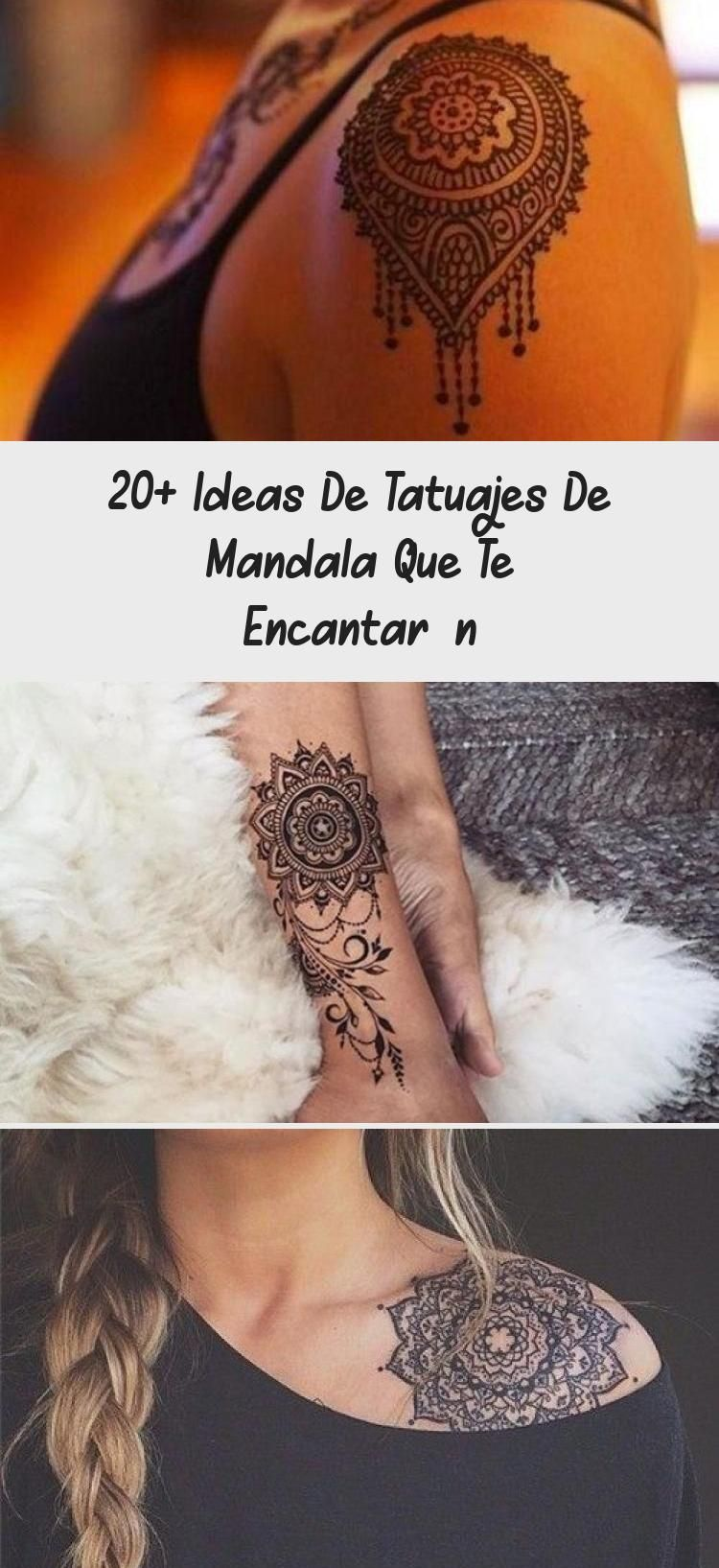 Photo of 20+ Mandala Tattoo Ideas You'll Love – Tattoos