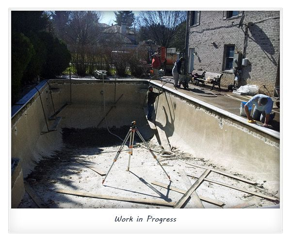 Step 2 Tiles And Coping Stones Installation Pool Renovation Pool Renovation Service