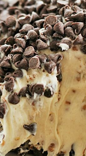 Peanut Butter Crunch Cheese Ball - Something Swanky