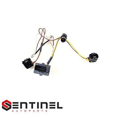 sentinel parts b360 99 03 mercedes w210 headlight wire wiring rh pl pinterest com