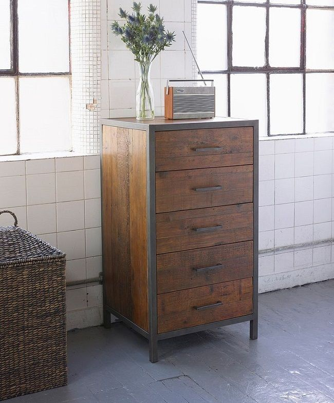 industrial style bedroom furniture. Wonderful Bedroom Industrial Style Bedroom Furniture Five Drawer Tallboy Intended Industrial Style Bedroom Furniture